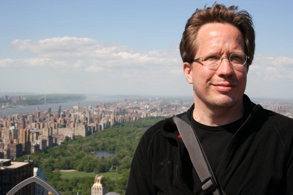 In New York City. Foto: privat